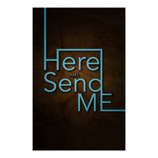 Send Me Poster