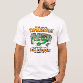 Send More Tourists -LA T-Shirt