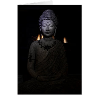 Send the light of the Buddha Card