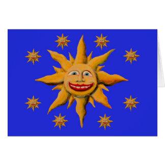 Sending a Little Sunshine Card