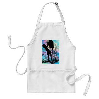 SENDING LOVE BY SNAIL MAIL! STANDARD APRON