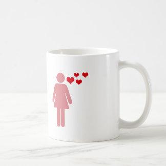 Sending Love Mug