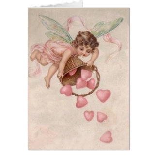 Sending Love Your Way - Valentine Greeting Card