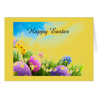 SENDING OUT SOME ***LOVE*** AT **EASTER** CARD