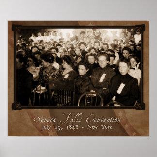 Seneca Falls Convention Poster