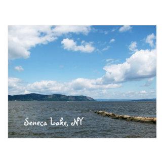 Seneca Lake  2 Postcard