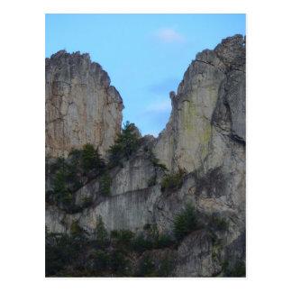 Seneca Rocks Postcard