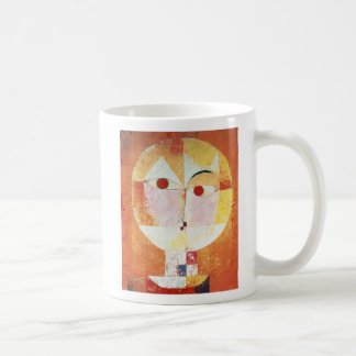 """Senecio"" and Paul Klee Coffee Mug"