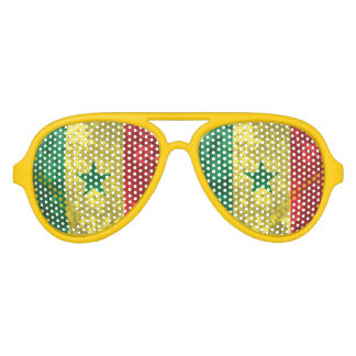 Senegal Aviator Sunglasses
