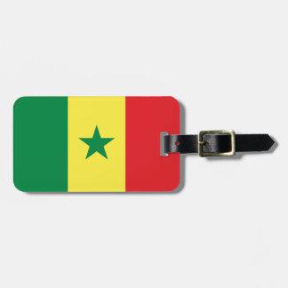 Senegal Bag Tag