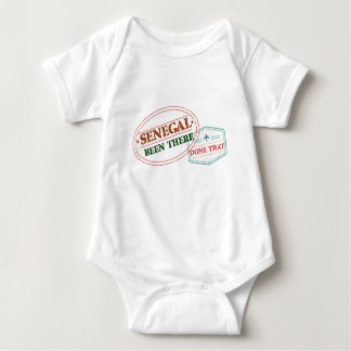 Senegal Been There Done That Baby Bodysuit