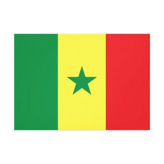 Senegal Canvas Print