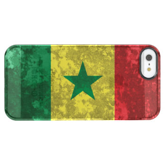 Senegal Clear iPhone SE/5/5s Case