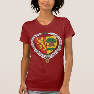 Senegal Coat of Arms T-shirt