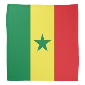 Senegal Flag Bandannas