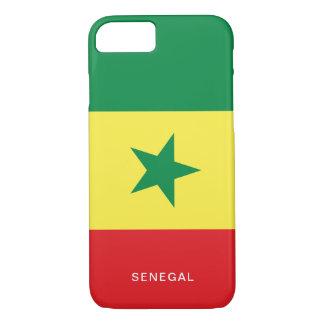 Senegal Flag iPhone Case
