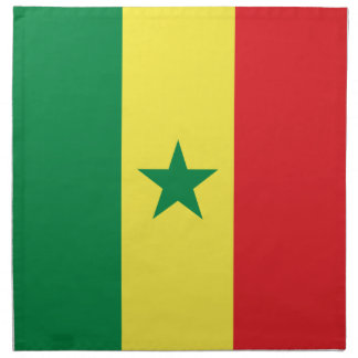Senegal Flag Napkins