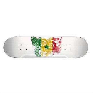 Senegal Flag Skateboard Decks