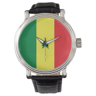 Senegal Flag Watch