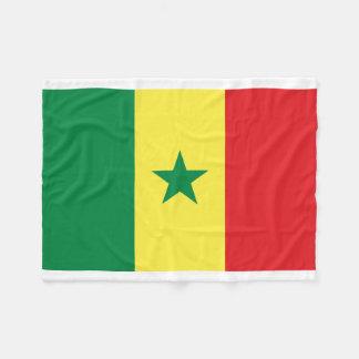 Senegal Fleece Blanket