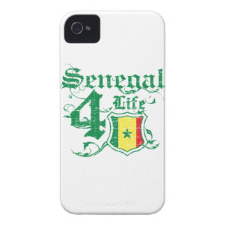 Senegal for life iPhone 4 cover