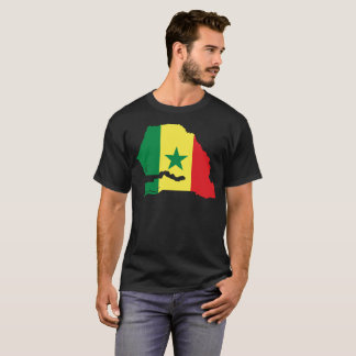 Senegal Nation T-Shirt
