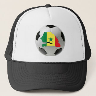 Senegal national team trucker hat