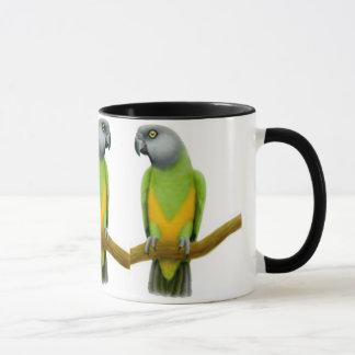 Senegal Parrots Mug