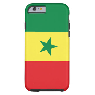 Senegal Tough iPhone 6 Case