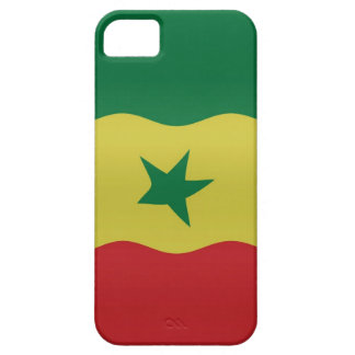 Senegalese flag case for the iPhone 5