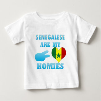 Senegaleses are my Homies Baby T-Shirt
