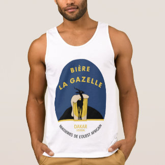 Senegal's Biere La Gazelle Men's Tank Top