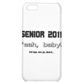 Senior 2011 iPhone 5C cases