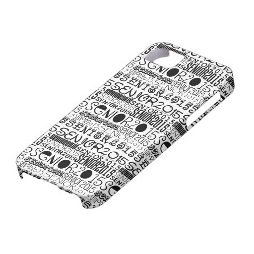 Senior 2014 iPhone 5/5S Tough Extreme Case iPhone 5 Covers