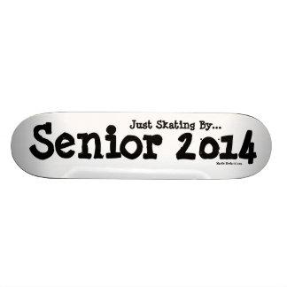 Senior 2014 - Skating By - Skateboard