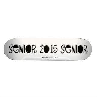 Senior 2015 Skateboard Pro