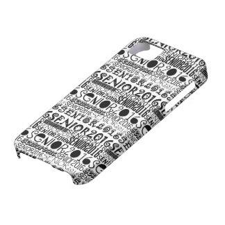 Senior 2016 iPhone 5/5S Tough Extreme Case iPhone 5 Cases