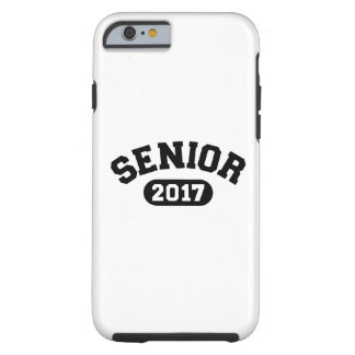 Senior 2017 tough iPhone 6 case