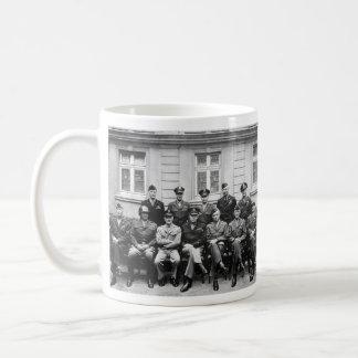 Senior American Military Officials of World War II Coffee Mug