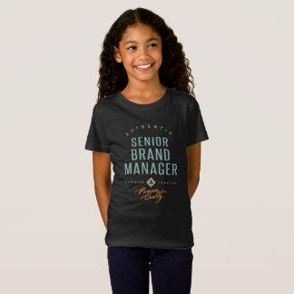 Senior Brand Manager T-Shirt