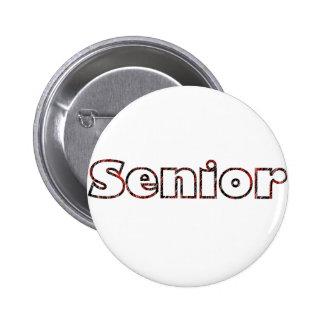 Senior 2 Inch Round Button