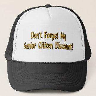 Senior Citizen Hat