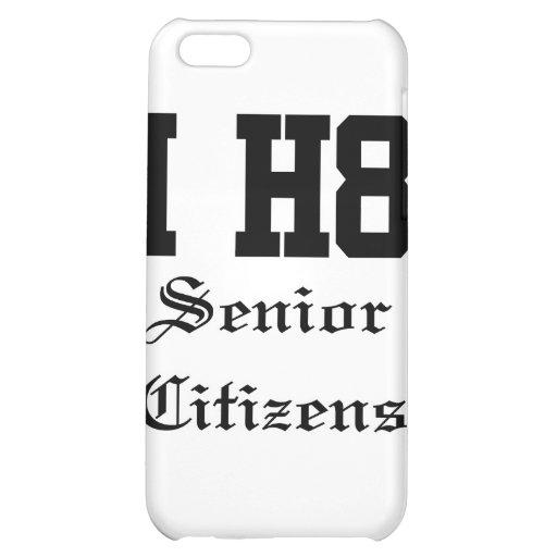 senior citizens iPhone 5C cases