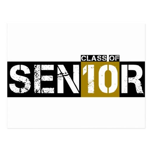 Senior Class of 2010 Postcard
