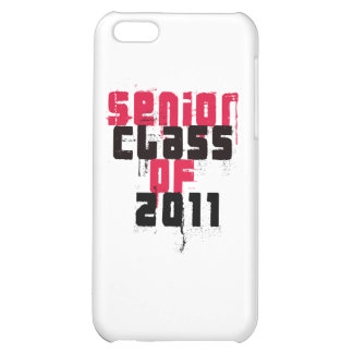 Senior Class Of 2011 Cover For iPhone 5C
