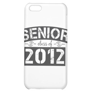 Senior Class of 2012 Cover For iPhone 5C