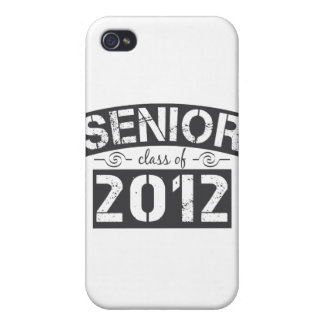 Senior Class of 2012 Case For iPhone 4