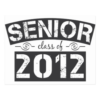 Senior Class of 2012 Post Cards