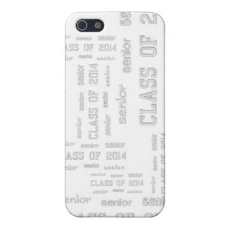 Senior Class of 2014 -  Case For iPhone 5/5S