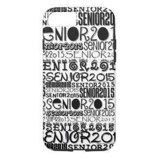 Senior Class of 2015 iPhone 7 Vibe Case